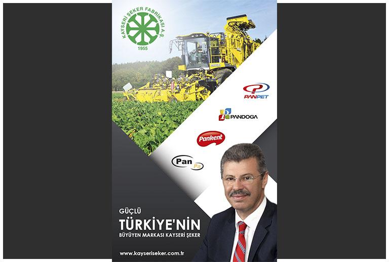 Güçlü Türkiye'nin Büyüyen Markası