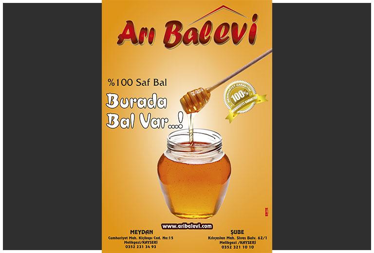 Burada Bal Var!
