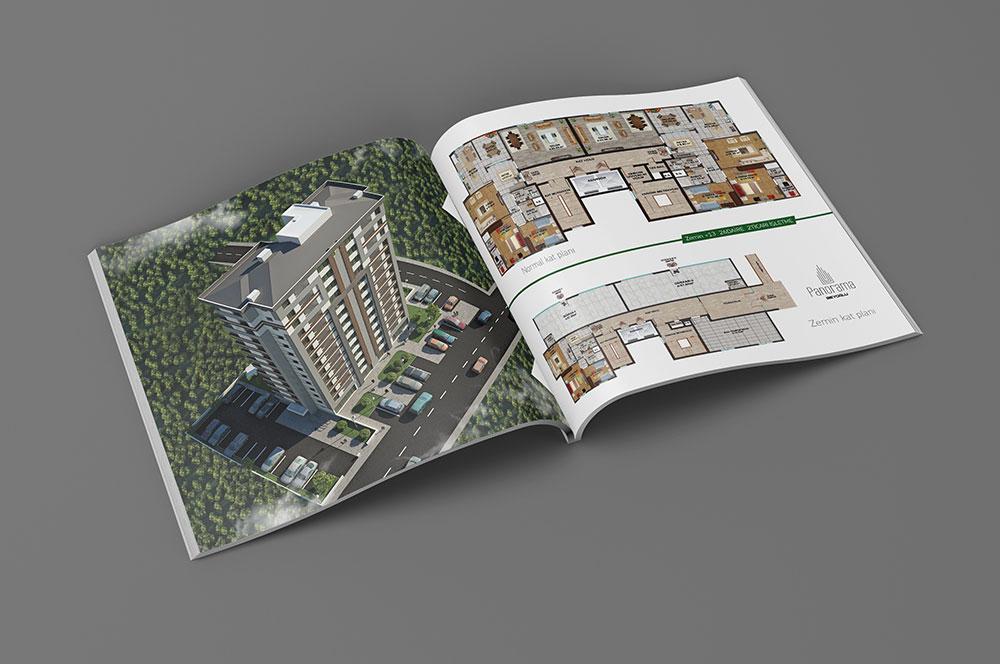 Beyoğlu İnşaat - Katalog Sayfalar
