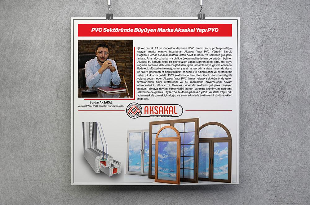 Aksakal Yapı Pvc - Sosyal Medya
