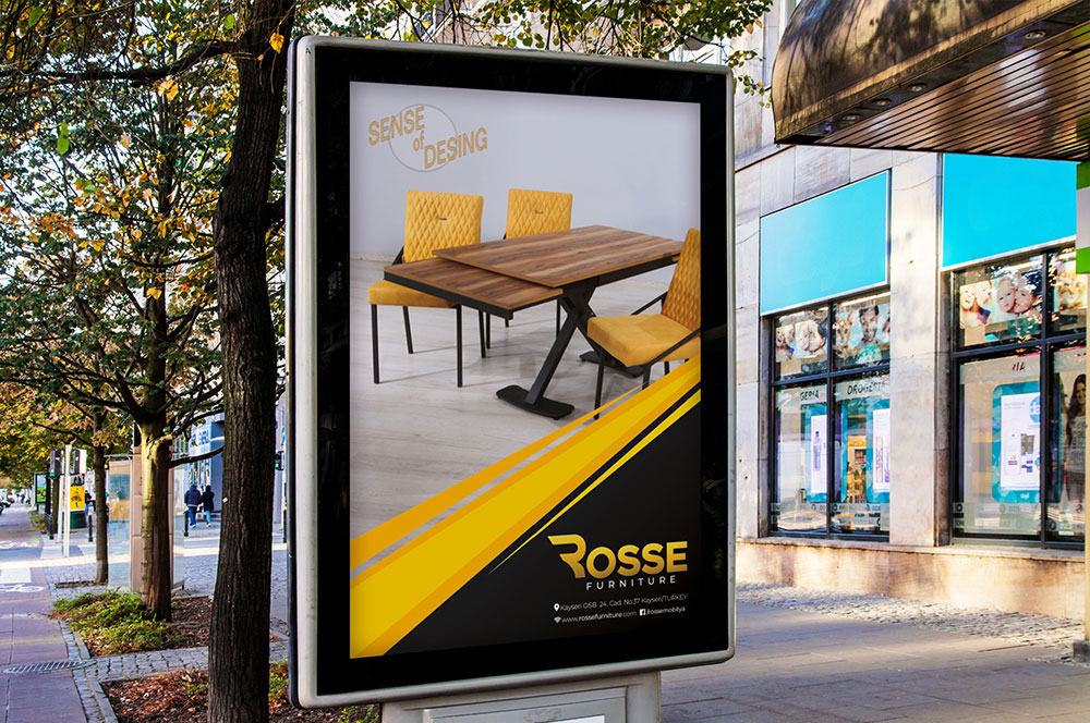 Rosse Furniture - Raket