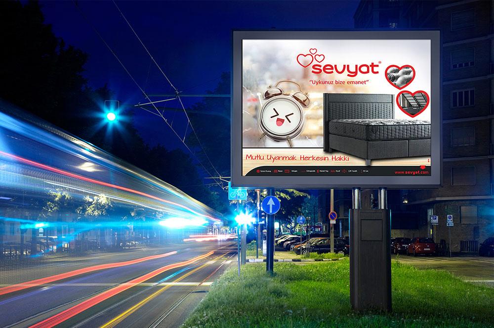 Sevyat Yatak - Megalight